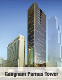 Gangnam Parnas Tower - Seoul Serviced Offices