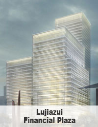 Lujiazui Financial Plaza - Shanghai Serviced Offices - Serviced office di Shanghai
