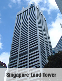 Singapore Land Tower - Singapore Serviced Offices - Serviced Office di Singapura
